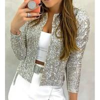 Jacket Glitter Women