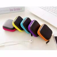 Dompet Kotak Headset Kabel Data Charger