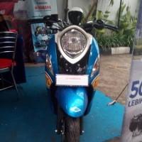 Motor baru Fino sporty (VIN 2018)