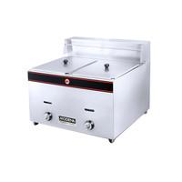 MODENA Cooking Gas Deep Fryer FF 2061 GT