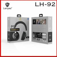 Headset earphone bluetooth bando lenyes LH-92
