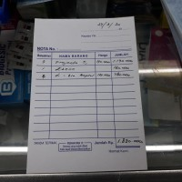 orderan khusus via tokopedia // kak Lia
