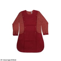 697.Atasan Wanita/Fashion Wanita AGAPE(M-2XL)