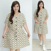 Dress Jumbo Monocrome