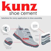 Lem Sepatu - shoe cement - shoe glue adhesive | Merek Kunz