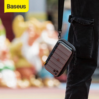 BASEUS STORAGE BAG GADGET ELECTRONIC ORGANIZER POUCH TAS TANGAN DOMPET