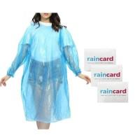 Jas Hujan Pocket Plastik Raincard Raincoat