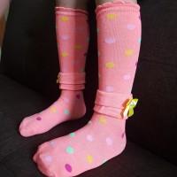 Kaos Kaki anak Perempuan size 5-6 tahun