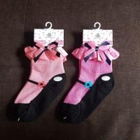 Kaos Kaki anak Perempuan size 16-19cm (5-8 tahun