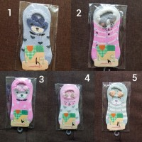 Kaos Kaki anak Lucu Perempuan size 3-4 tahun