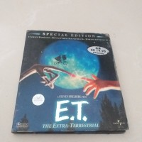 VCD Film ET the Extra Terrestrial