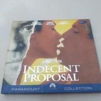VCD Film Demi Moore INDECENT PROPOSAL