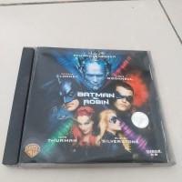 VCD Film Arnold Schwarzeneger BATMAN & ROBIN