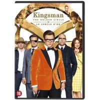Jual Film Dvd Kingsman The Golden Circle 2017 Kota Sukabumi Junaarc Design Service Tokopedia
