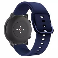 Strap tali jam 20mm Samsung Galaxy Watch ACTIVE Amazfit 245 MIDNIGHT B