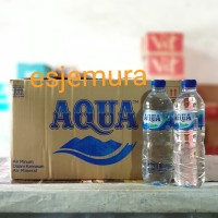 Aqua Botol 600ml / Air Mineral