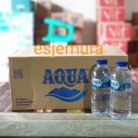 Aqua botol 330ml / Air Mineral