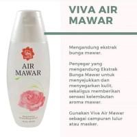 VIVA AIR MAWAR 100ML ORIGINAL BPOM - AIR MAWAR VIVA