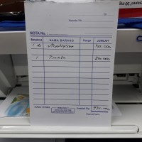 orderan khusus kak Wahyu via tokopedia