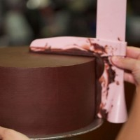 Scrapper Butter Cream/Alat Dekorasi Kue - Penghias Kue SCRAPPER TOOLS