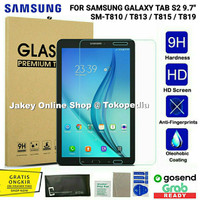 Tempered Glass 2.5D Samsung Galaxy Tab S2 9.7 inch T810 T815 antigores