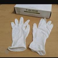 Sarung Tangan Medis / Surgical Gloves merk T-Gloves