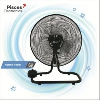 Kipas Angin Besi 2IN1 Metal Floor & Wall Fan 12 Inch Pisces MWF12