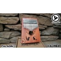 Paladin 17C Original Kalimba 17 Key