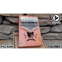 Paladin 17D Original Kalimba 17 Key