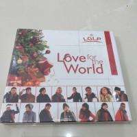 CD Musik Rohani LOVE FOR THE WORLD