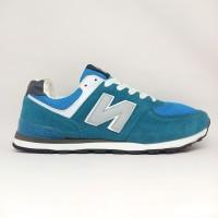 Sepatu Casual Pria Import Pria Dewasa Hijau Sneaker Sport