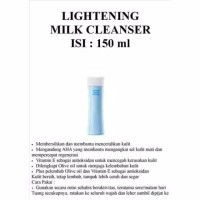 Harga wardah lightening milk cleanser