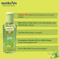 hand sanitizer mustika ratu zaitun olive oil hand gel