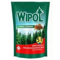 wipol karbol 780 ml 5 in 1 dengan disenfektan