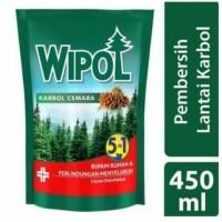 wipol karbol 5in1 450 ml disinfektan