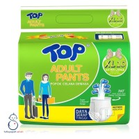 TOP Adult Pants XL 10 XL10 Tokopopoksehati Popok Dewasa Celana Diapers