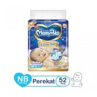 MamyPoko Popok Extra Dry Tape NB52 Soft NB