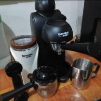 Gemilai Mesin Kopi Italian Coffee Maker 800w Espresso Expresso Murah