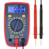 Pengukur Listrik Volt Ampere Digital AC/DC Voltage Tester