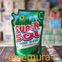 Super Sol / Karbol Wangi Pine 1800 ml