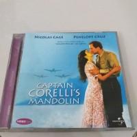 VCD Film Nicolas Cage CAPTAIN CORELLI s MANDOLIN