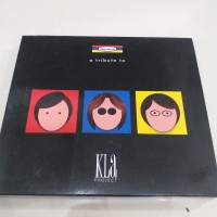 CD Musik a tribute to KLA PROJECT
