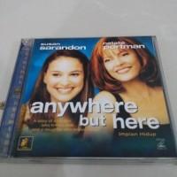 VCD Film SUSAN Sarandon ANYWHERE BUT HERE