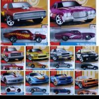 Hot Wheels 50th anniversary throwback muscle camaro american hotwheels