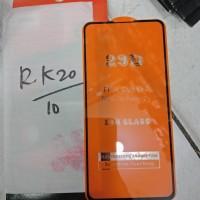 Redmi k20/K20 pro Tempred glass full 5D 6D 9D full layar