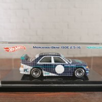 Hot Wheels Mercedes Benz 190E mercy period correct limited hotwheels