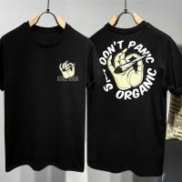 T-shirt its Organic / Baju Kaos Distro Pria Wanita Cotton 30s
