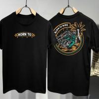 T-shirt Ride Pohon / Baju Kaos Distro Pria Wanita / Kaos Cotton 30s
