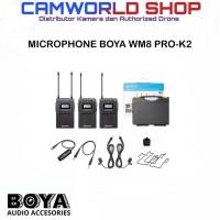 Boya Wireless Microphone BY-WM8 Pro K2