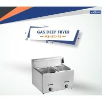 Gas Deep Fryer MS-SC-72
